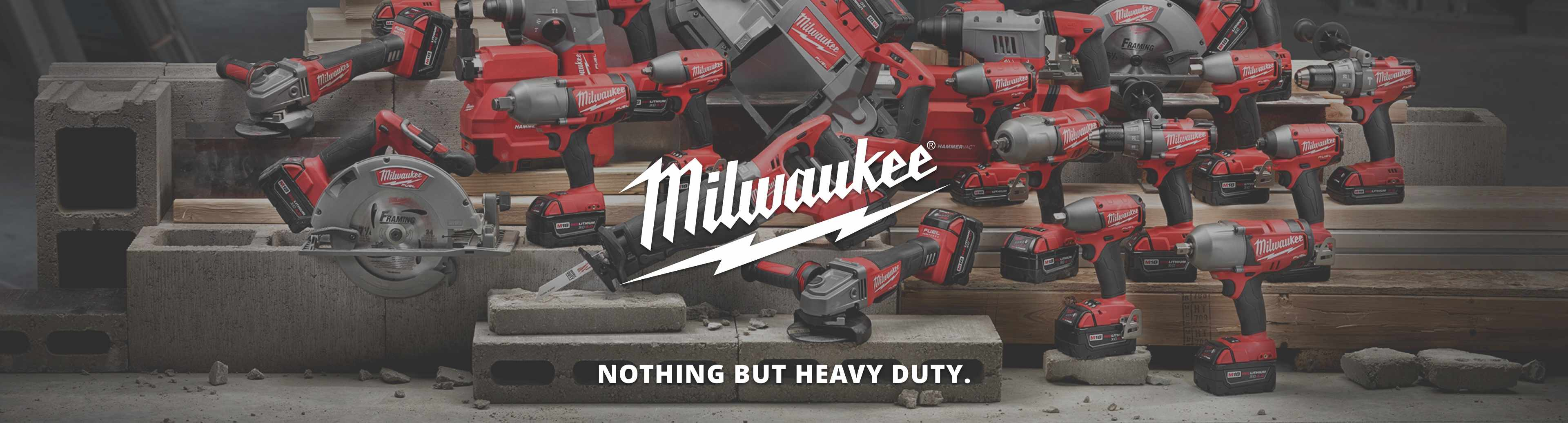 Shop Milwaukee power tools at Paterson Hardware