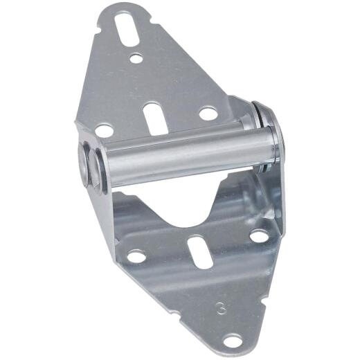 National #3 14 Ga. Galvanized Steel Garage Door Hinge