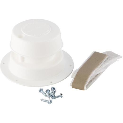 Camco 1 In. to 2-3/8 In. Replace-All Plumbing RV Vent Cap Kit