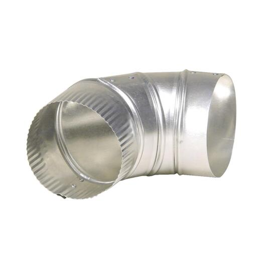 Dundas Jafine 3 In. Aluminum Adjustable Dryer Elbow