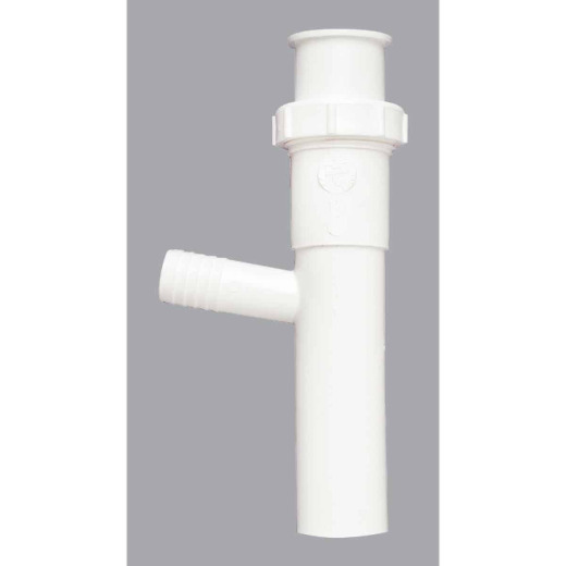 Do it 1-1/2 In. x 8 In. Plastic Dishwasher Tailpiece