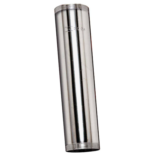 Do it 1-1/2 In. x 6 In. Chrome Plated 20 Gauge Threaded Tube