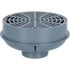 Sioux Chief 2 In. to 3 In. PVC Floor Drain Image 1