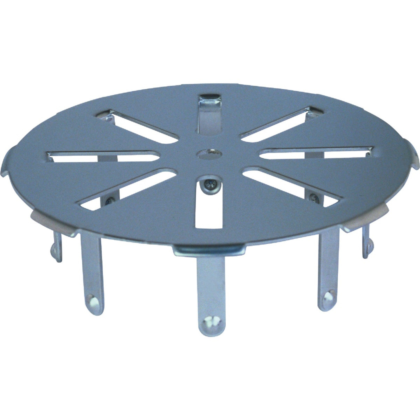 Sioux Chief Snap-In 3 In. Stainless Steel Snap-In Pipe Floor Strainer Image 1