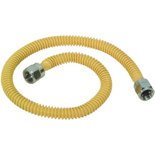 Watts 3/8 In. x 46 In. Flexible Gas Connector