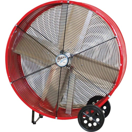 Ventamatic Maxx Air 30 In. 2-Speed Direct Drive Drum Fan