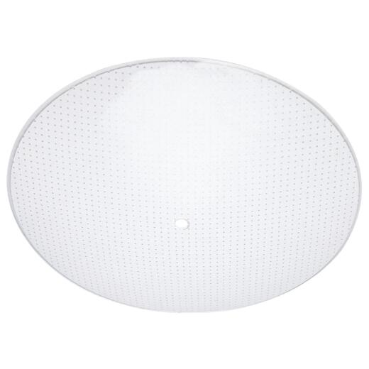 Westinghouse 15 In. Satin White Round Dot Pattern Ceiling Diffuser