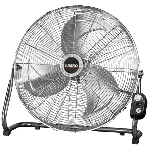Lasko 20 In. 3-Speed 3460 CFM High Velocity Fan