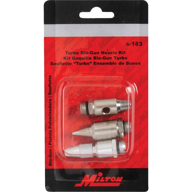 Milton Compressor Accessory Kit, (3-Piece) Image 2