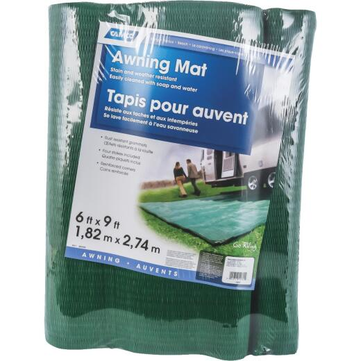 Camco 6 Ft. x 9 Ft. RV Awning Mat