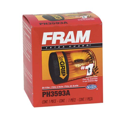 Fram Extra Guard PH3593A Spin-On Oil Filter