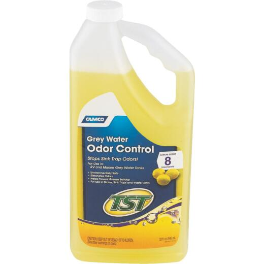 Camco TST Grey RV Water Line Cleaner,32 Oz.