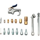 Campbell Hausfeld Air Compressor Accessory Kit, (17-Piece) Image 1