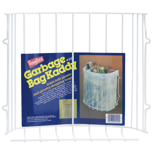 Trash Bag Stands, Holders & Carts