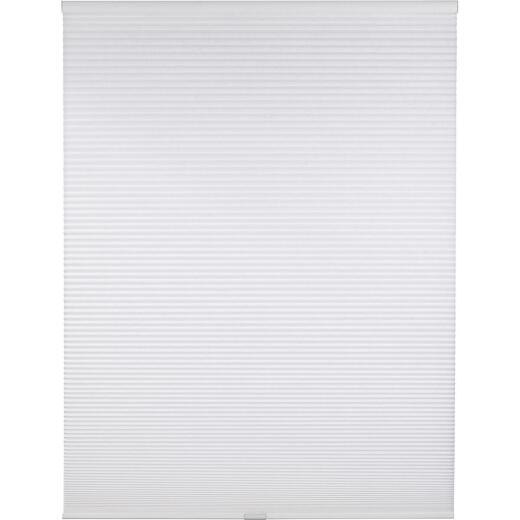 Home Impressions 1 In. Light Filtering Cellular White 36 In. x 72 In. Cordless Shade