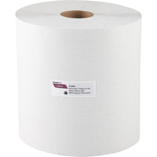 Cascades Pro Select White Hard Roll Towel (6 Count)
