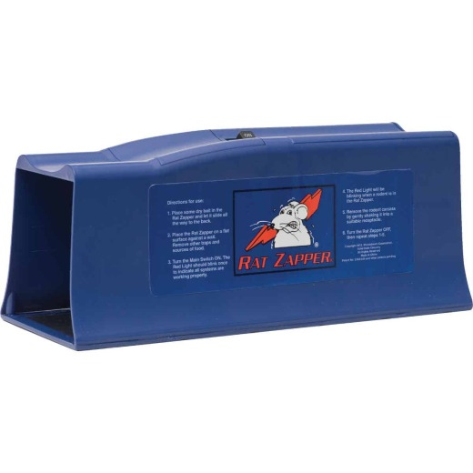 Victor Rat Zapper Battery Operated Rat Trap (1-Pack)