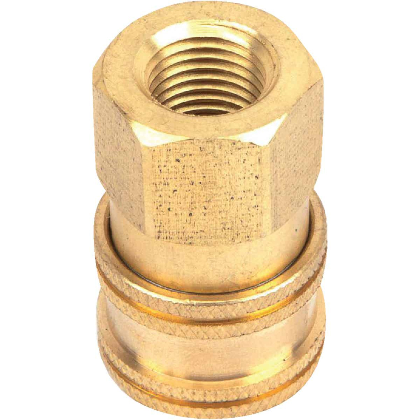 Forney 1/4 In. Female Quick Coupler Pressure Washer Socket Image 3