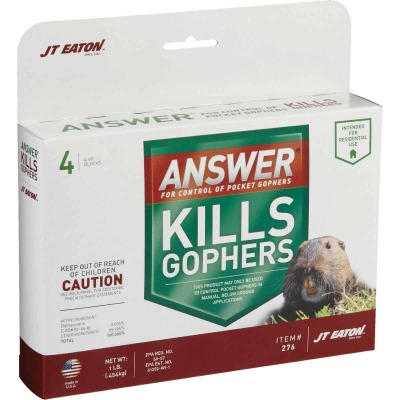 JT Eaton Gopher Bait (4-Pack)