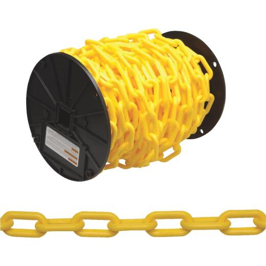 Campbell #8 Yellow 60 Ft. Plastic Chain
