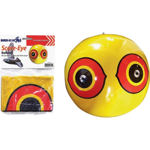 Bird X Scare-Eye 20 In. Inflatable Eye Pest Deterrent Decoy