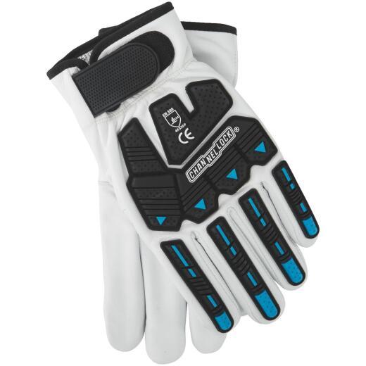 Channellock Men's XL Cut Level 5 Goatskin Work Glove
