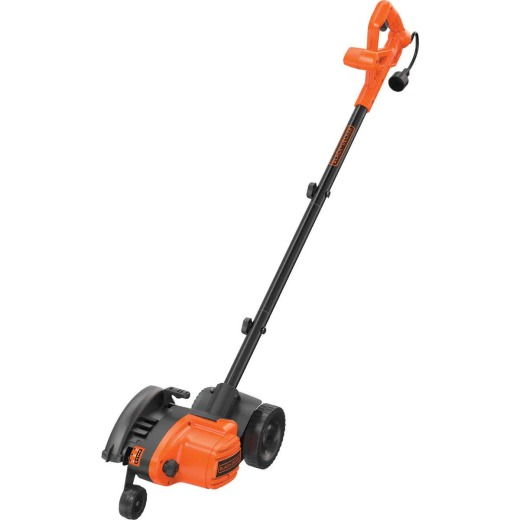 Black & Decker 2-In-1 7-1/2 In. 11-Amp Corded Electric Lawn Edger & Trencher