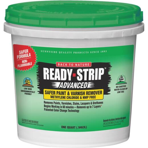 Back to Nature Ready Strip Advanced Quart Paint & Varnish Remover