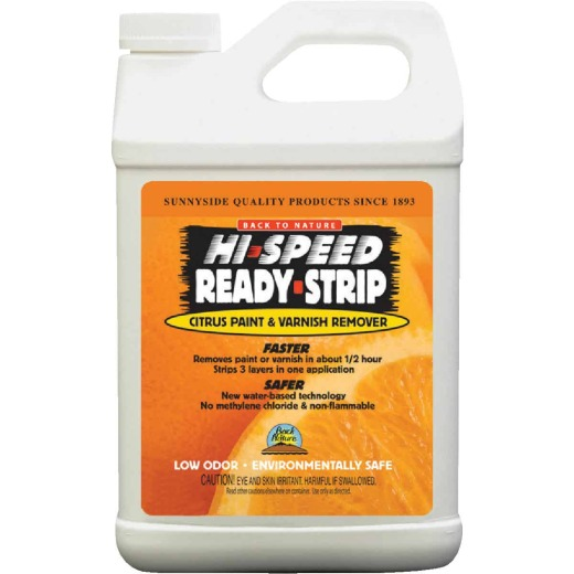 Back to Nature Ready-Strip 1/2 Gallon Water Soluable Paint & Varnish Remover