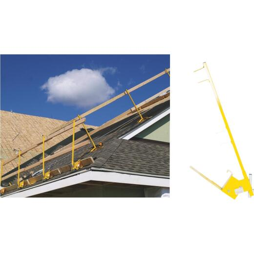 Acro Steel 43 In. Steep Pitch Guardrail System