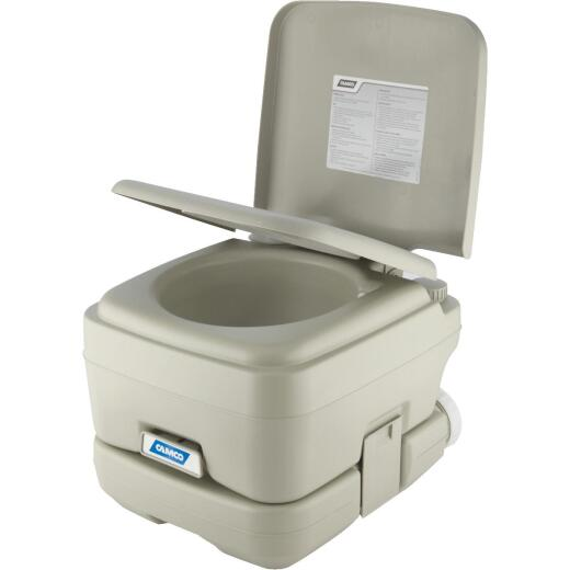 Camco 2.6 Gal. Portable Toilet