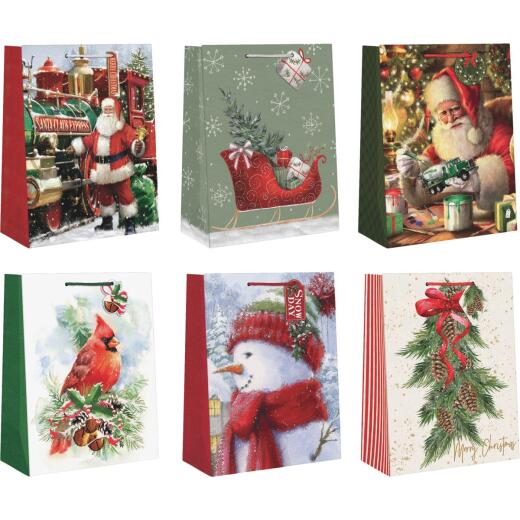 Paper Images Large Traditional Paper Gift Bag